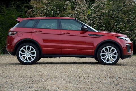 Land Rover Range Rover Evoque Td4 Hse Dynamic Lux - Large 7