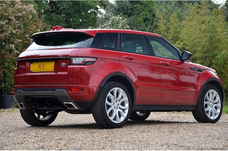 Land Rover Range Rover Evoque Td4 Hse Dynamic Lux - Large 8