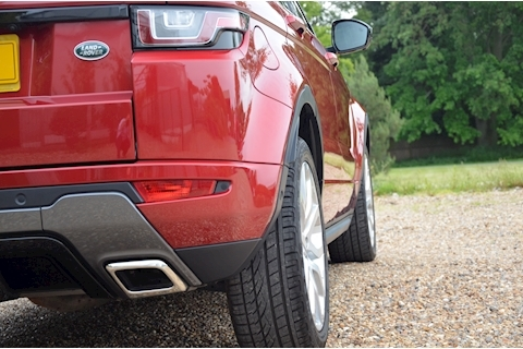 Land Rover Range Rover Evoque Td4 Hse Dynamic Lux - Large 18