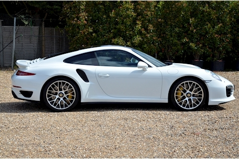 Porsche 911 Turbo S Pdk - Large 1