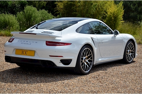 911 Turbo S Pdk Coupe 3.8 Semi Auto Petrol