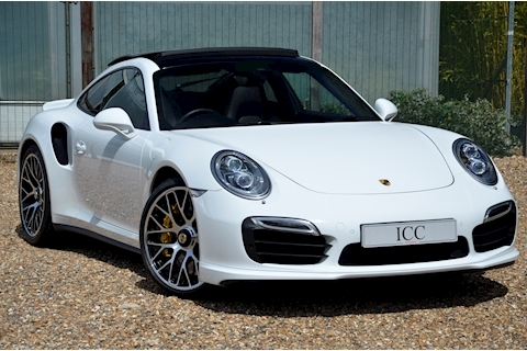 Porsche 911 Turbo S Pdk - Large 11