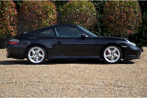 Porsche 911 Carrera 4S Tiptronic S - Large 1