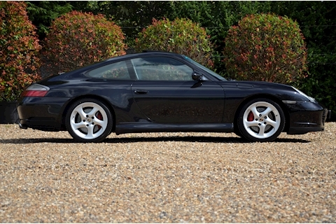 Porsche 911 Carrera 4S Tiptronic S - Large 6