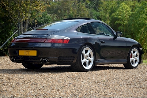 Porsche 911 Carrera 4S Tiptronic S - Large 7