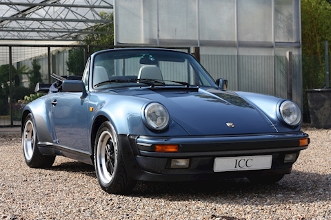 Porsche Carrera Cabrio Super - Large 15