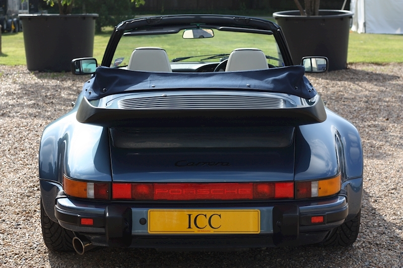 Porsche Carrera Cabrio Super - Large 19