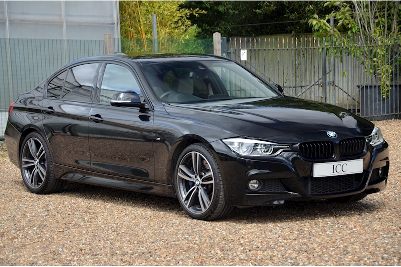 Bmw 3 Series 340I M Sport - Large 0