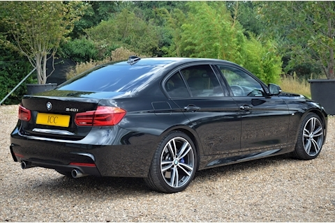 Bmw 3 Series 340I M Sport - Large 2