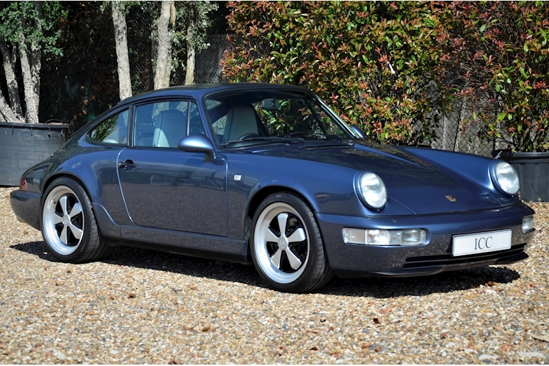 911 Carrera 2 Coupe 3.6 964 2dr Coupe Manual Petrol