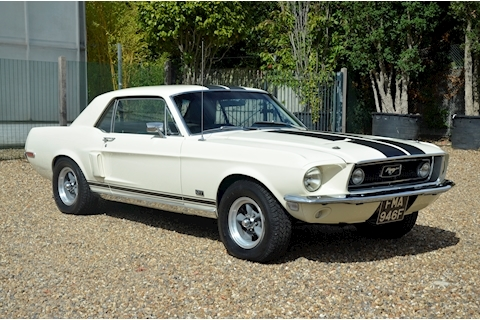 Ford Mustang 390 Gt - Large 0