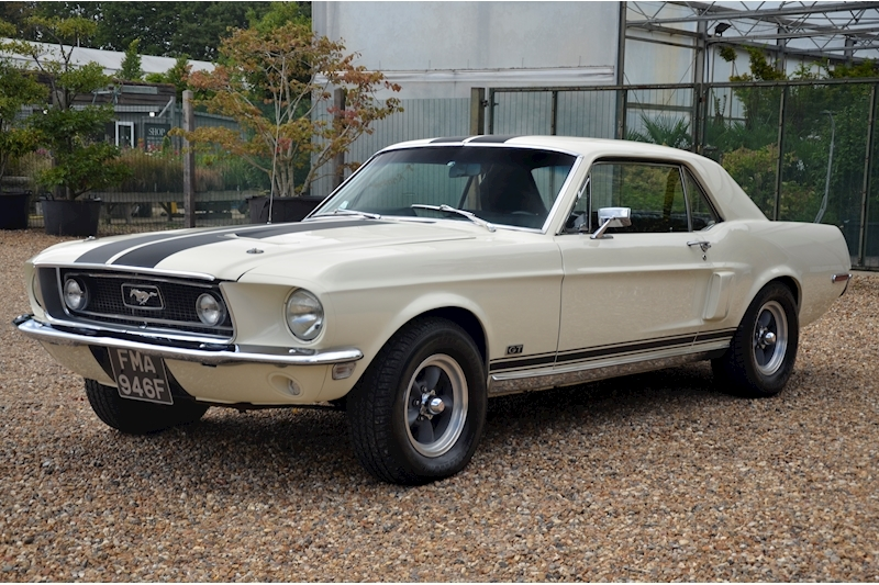 Ford Mustang 390 Gt - Large 4