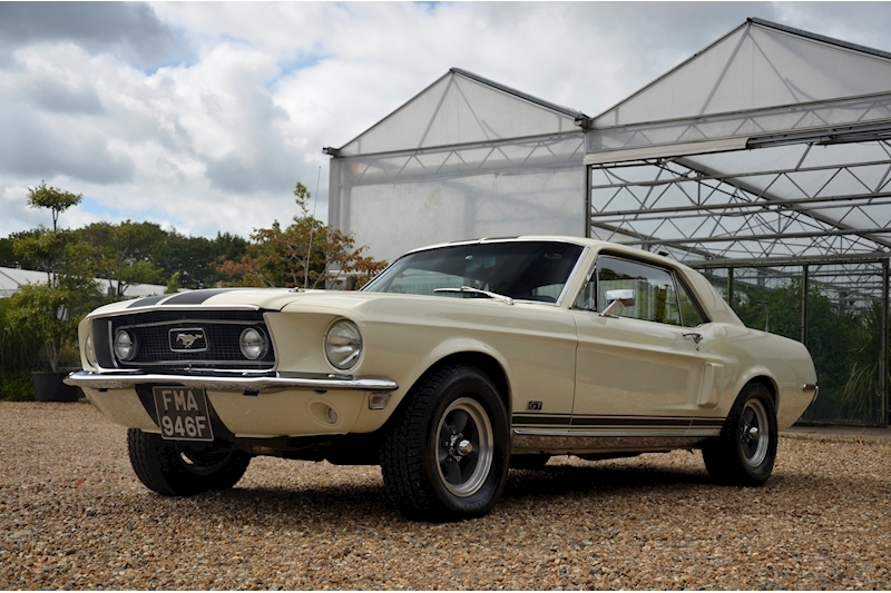Ford Mustang 390 Gt - Large 10