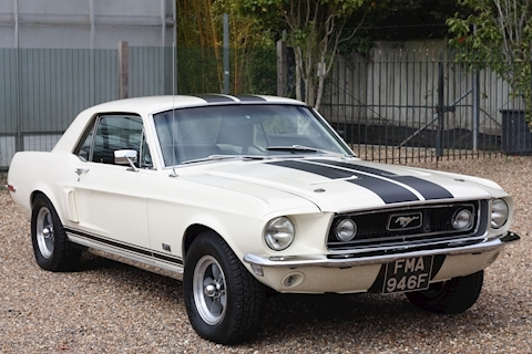 Ford Mustang 390 Gt - Large 35