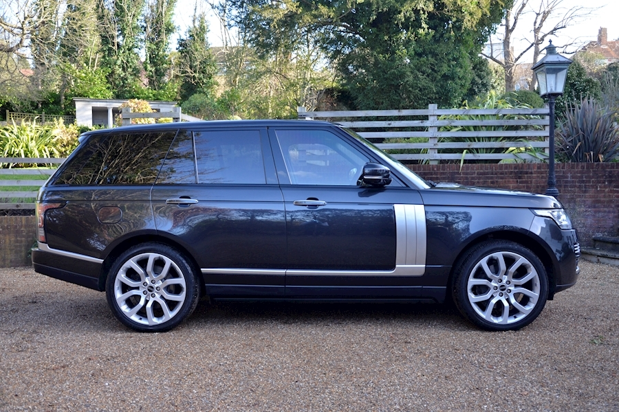 Land Rover Range Rover Sdv8 Autobiography - Large 1