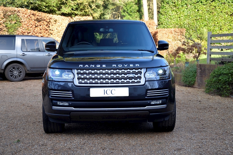 Land Rover Range Rover Sdv8 Autobiography - Large 4