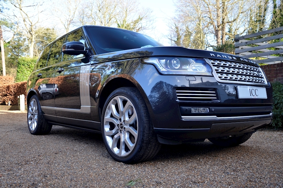 Land Rover Range Rover Sdv8 Autobiography - Large 8