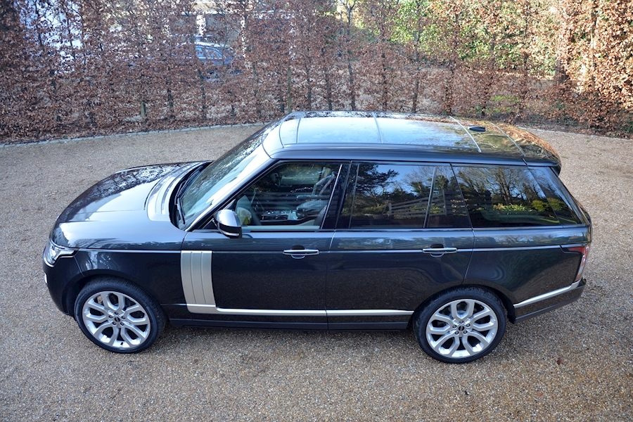Land Rover Range Rover Sdv8 Autobiography - Large 9