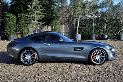 Gt Amg Gt S Premium Coupe 4.0