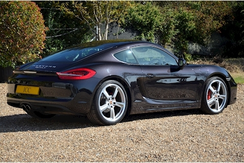 981 Cayman 3.4S Coupe 6 Speed Manual Petrol
