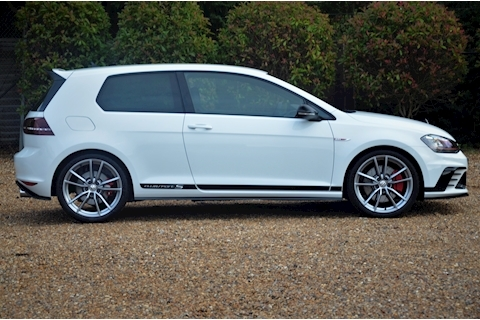 Golf Gti Clubsport S Hatchback 2.0 Manual Petrol