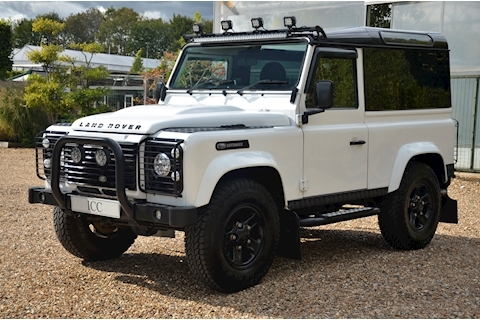 Land Rover Defender 90 Td Xs Station Wagon - Large 4