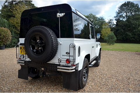 Land Rover Defender 90 Td Xs Station Wagon - Large 6