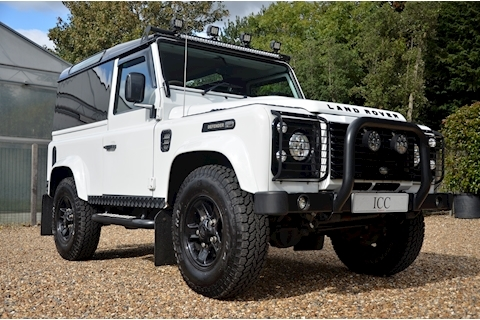 Land Rover Defender 90 Td Xs Station Wagon - Large 12
