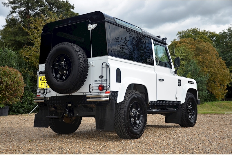 Land Rover Defender 90 Td Xs Station Wagon - Large 13