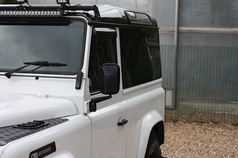 Land Rover Defender 90 Td Xs Station Wagon - Large 34