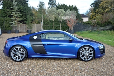 R8 V10 Quattro Coupe 5.2 Manual Petrol
