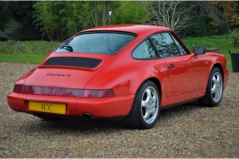 911 Carrera 4 Coupe 3.6 2dr Coupe Manual Petrol