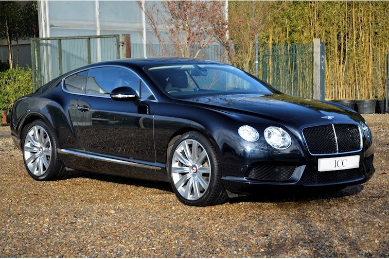 Bentley Continental Gt V8 - Large 0