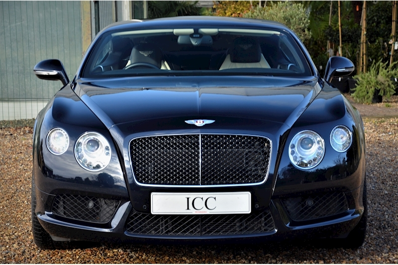 Bentley Continental Gt V8 - Large 4