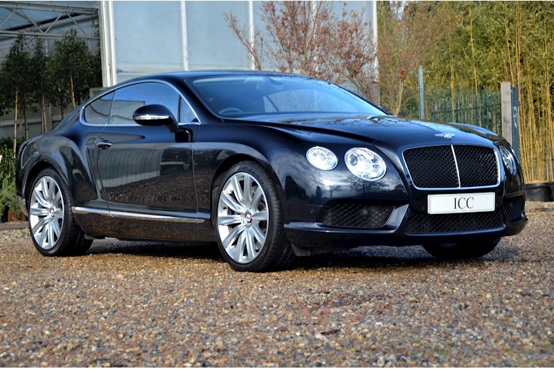 Bentley Continental Gt V8 - Large 5