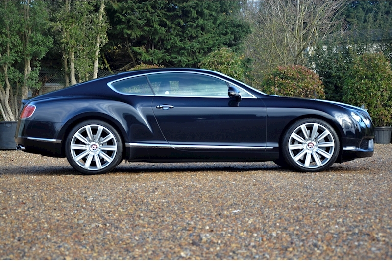 Bentley Continental Gt V8 - Large 1