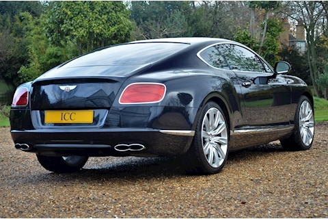 Bentley Continental Gt V8 - Large 7