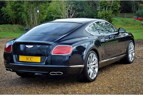 Bentley Continental Gt V8 - Large 2