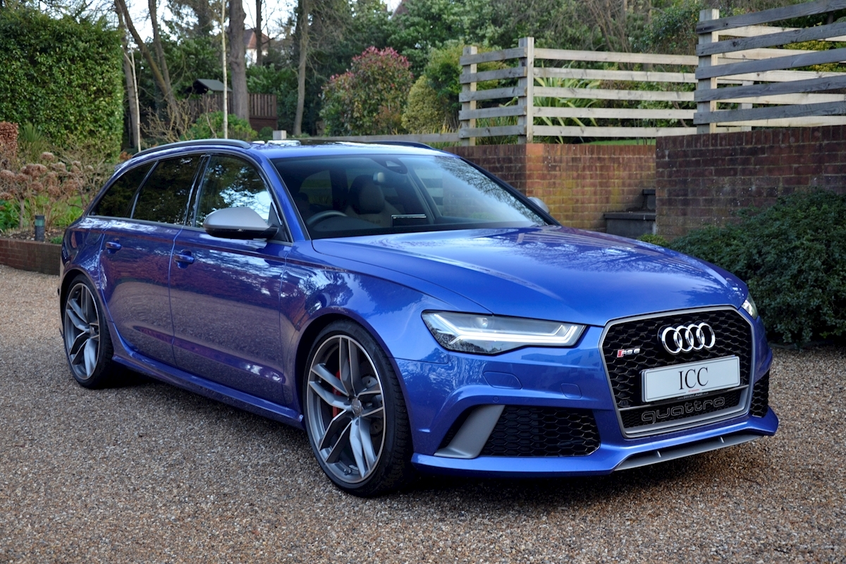 Used Audi Rs6 Rs6 Performance Avant Tfsi Quattro Icc