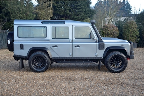 Defender 110 Td Xs Station Wagon Light 4X4 Utility 2.2 Manual Diesel