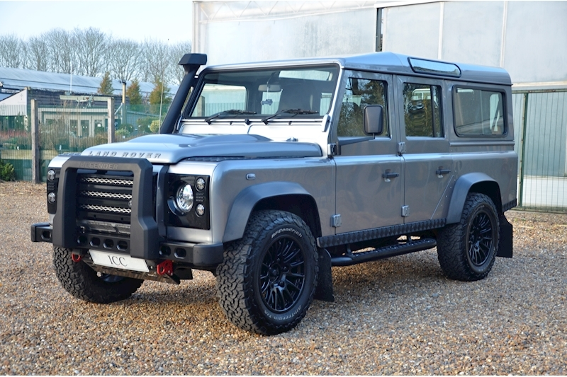 Land Rover Defender 110 Td Xs Station Wagon - Large 4