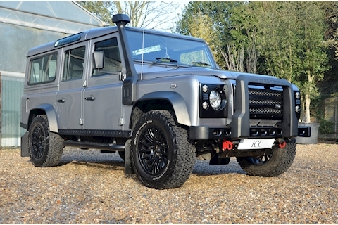 Land Rover Defender 110 Td Xs Station Wagon - Large 7