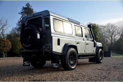 Land Rover Defender 110 Td Xs Station Wagon - Large 8