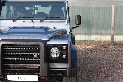 Land Rover Defender 110 Td Xs Station Wagon - Large 34