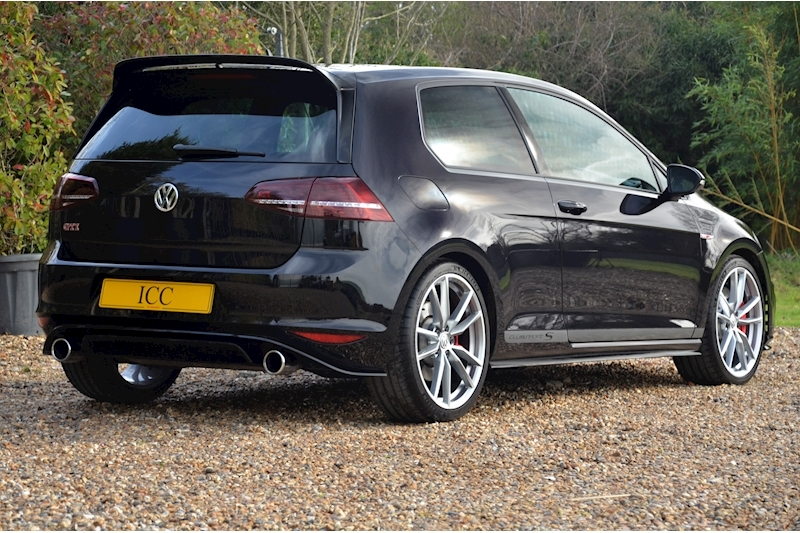 Volkswagen Golf Gti Clubsport S - Large 7