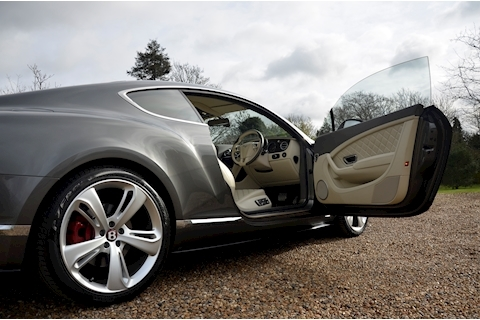 Bentley Continental Gt V8 S Mds - Large 21