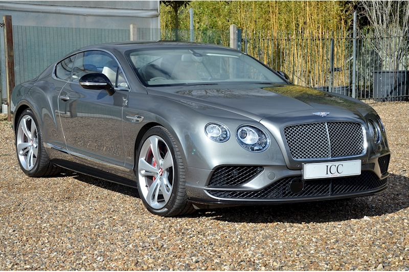 Bentley Continental Gt V8 S Mds - Large 0