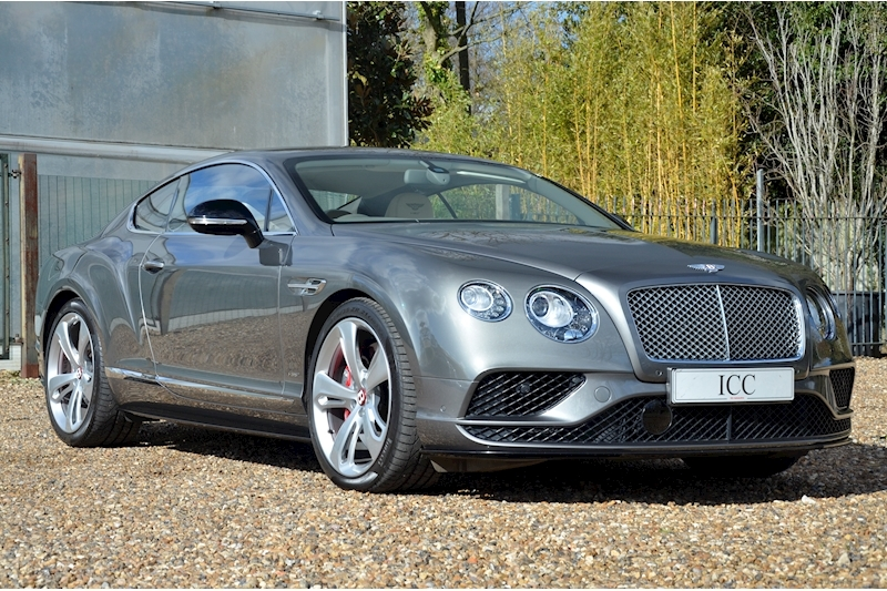 Bentley Continental Gt V8 S Mds - Large 5