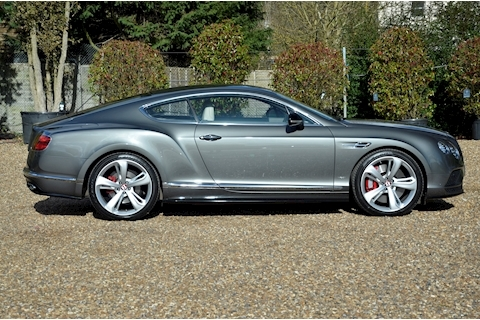 Bentley Continental Gt V8 S Mds - Large 1
