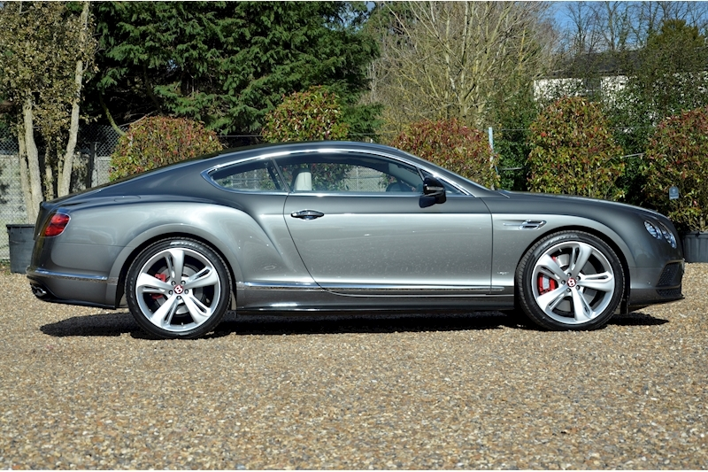 Bentley Continental Gt V8 S Mds - Large 6